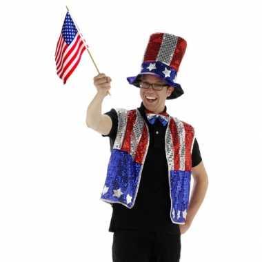 Amerika carnavalskleding