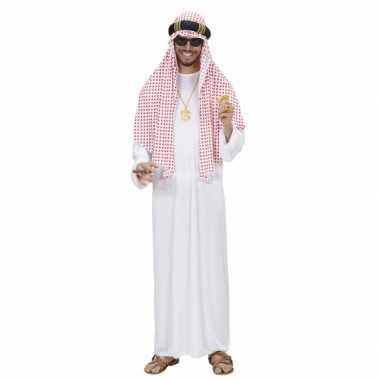 Arabieren carnavalskleding Sjeik heren