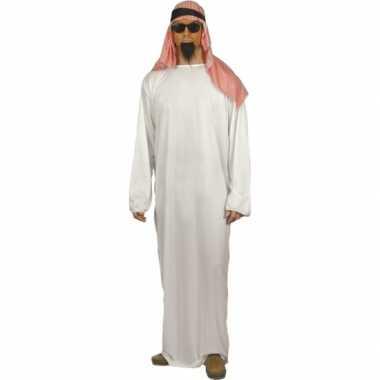 Arabische olie sjeik carnavalskleding