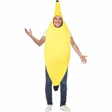 Bananen carnavalskleding volwassenen