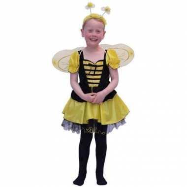Bijen carnavalskleding kind