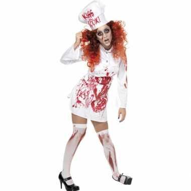 Bloederige zusters carnavalskleding