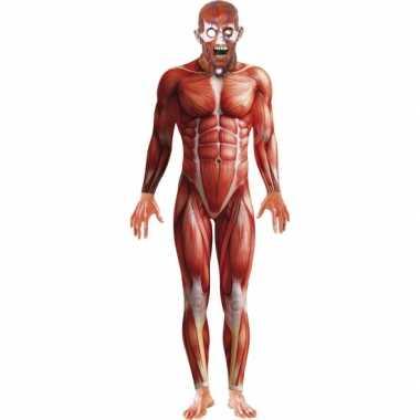 Body carnavalskleding gevild lichaam