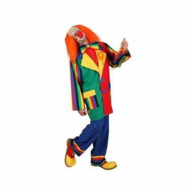 Carnavalscarnavalskleding clowns carnavalskleding