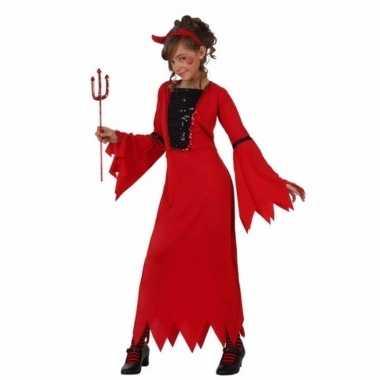 Carnavalscarnavalskleding duivel meiden