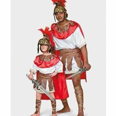 Carnavalscarnavalskleding gladiator kind