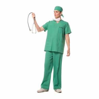 Carnavalskleding chirurg volwassenen