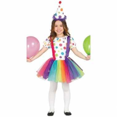 Carnavalskleding clown carnavalskleding kind