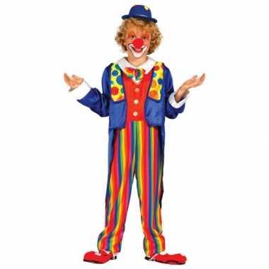 Carnavalskleding clown kind