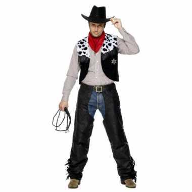Carnavalskleding Cowboy carnavalskleding heren