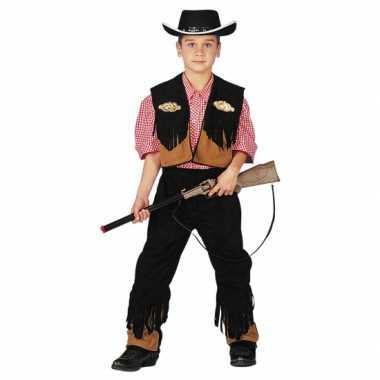 Carnavalskleding Cowboy carnavalskleding kind