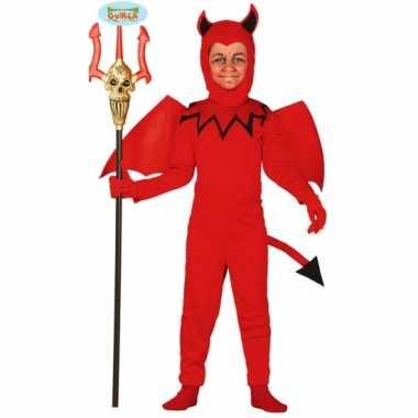 Carnavalskleding duivel carnavalskleding kind