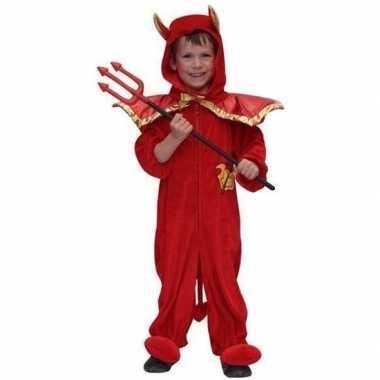 Carnavalskleding Duivel kind