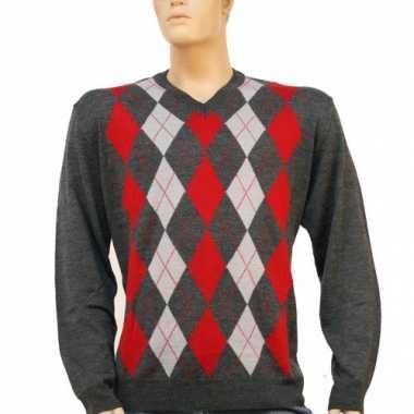 Carnavalskleding kwaliteit heren pullover