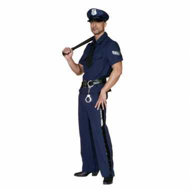 Carnavalskleding Politie carnavalskleding heren