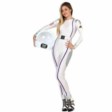 Carnavalskleding ruimte astronaut dames