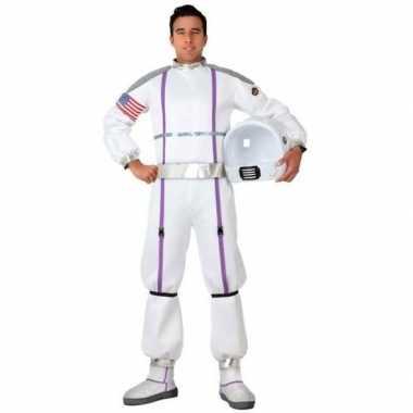 Carnavalskleding ruimte astronaut heren