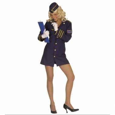 Carnavalskleding Stewardess carnavalskleding dames