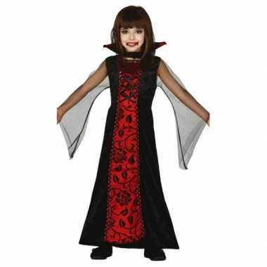 Carnavalskleding vampier kind