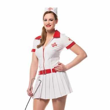 Carnavalskleding verpleegster dames