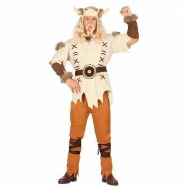 Carnavalskleding viking mannen