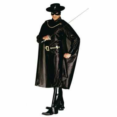Carnavalskleding Zorro carnavalskleding heren