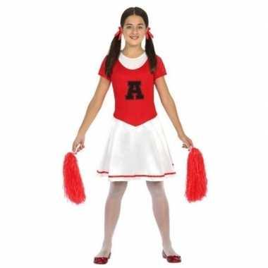 Cheerleader carnavalskleding meises