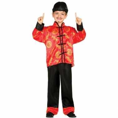 Chinese carnavalskleding kind