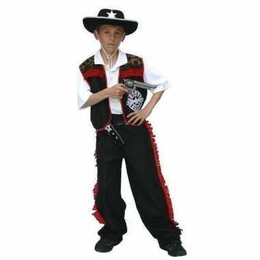 Cowboy carnavalscarnavalskleding ongens