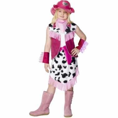 Cowboy carnavalskleding kind