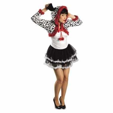 Dalmatier carnavalskleding dames