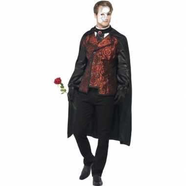 Dark Opera Masquerade carnavalskleding