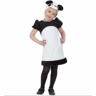 Dieren carnavalskleding Panda carnavalskleding kleuters