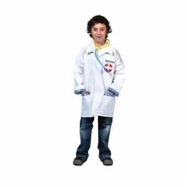 Dokters carnavalskleding kind stethoscoop