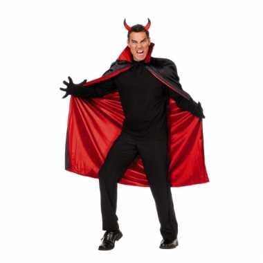 Draculacape heren carnavalskleding