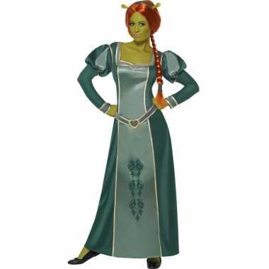 Fiona carnavalskleding film Shrek