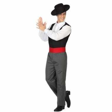 Flamenco danser carnavalskledingcarnavalscarnavalskleding heren