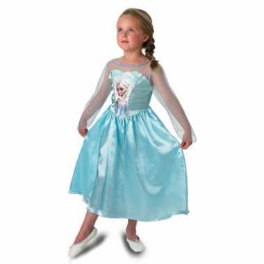 Frozen Elsa carnavalskleding kind