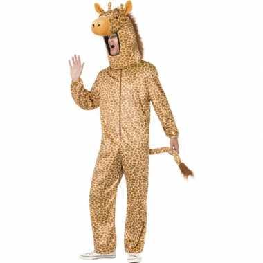 Giraffen carnavalskleding carnavalskleding
