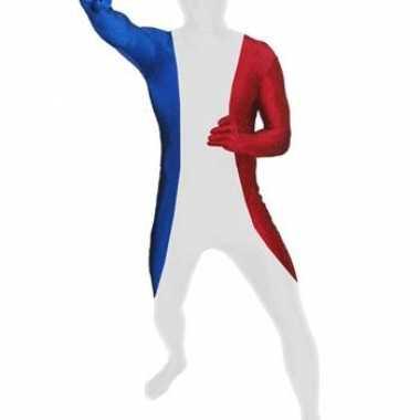 Goedkope carnavalskleding Franse vlag