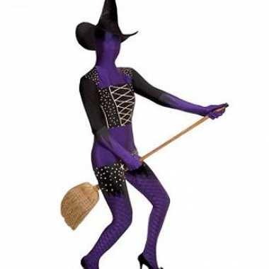 Goedkope morph carnavalskleding heks