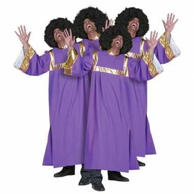Gospel carnavalskleding