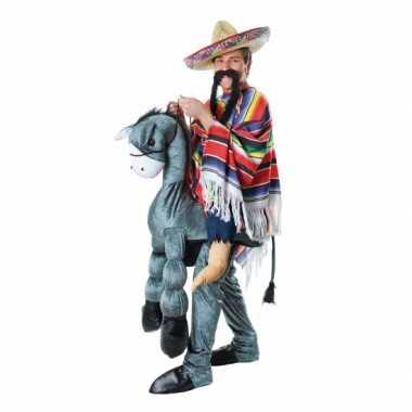 Grappig instap carnavalskleding Mexicaan
