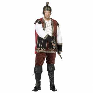 Grote maat Romeins carnavalskleding mannen