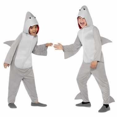 Haaien huis carnavalskleding kind