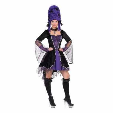 Halloween carnavalskleding carnavalskleding vampier paars