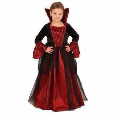 Halloween prinsessen carnavalskleding kind