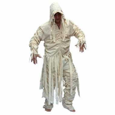 Heren mummie carnavalskleding