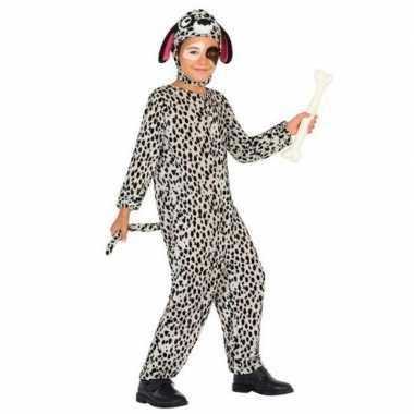Hond/honden dalmatier carnavalskledingcarnavalscarnavalskleding kinde