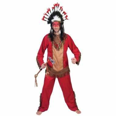 Indianen carnavalskleding carnavalskleding lootah heren